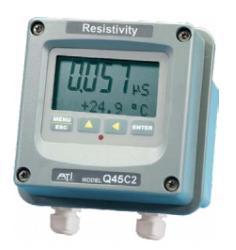 Q45C2 2 Elektrotlu İletkenlik Ölçüm Sistemi