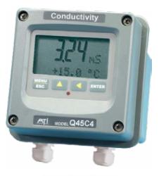 Q45C4 4 Elektrotlu Geniş Aralık İletkenlik Ölçüm Sistemi
