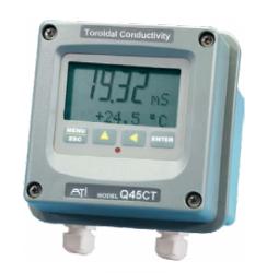 Q45CT İndüktif (Temassız/Toroidal) İletkenlik Olçüm Sistemi