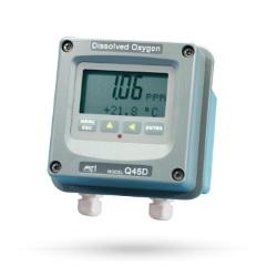 Q45D ODO Tek Kanallı Optik Çözünmüş Oksijen Ölçüm Sistemi